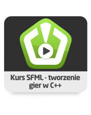 Kurs SFML - podstawy tworzenia gier w C++