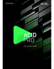 ACID Pro 8 ESD - aktualizacja z wersji poprzedniej