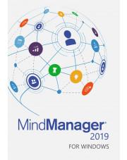 MindManager 2019 dla Windows - Dla instytucji rządowych