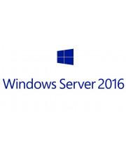 Microsoft Windows Server 2016 OEM - 5 użytkowników dostępowych CAL