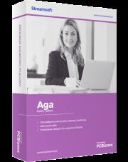 Aga - kadry i płace - dla biur rachunkowych