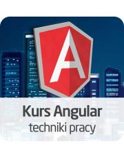 Kurs Angular - profesjonalne techniki pracy