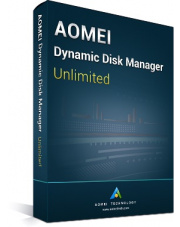 AOMEI Dynamic Disk Manager Technician Edition