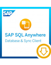 SAP SQL Anywhere, Database and Sync Client