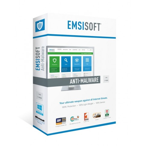 Emsisoft Business Security 2019