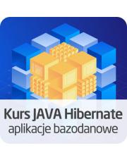 Kurs JAVA Hibernate - aplikacje bazodanowe