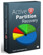 Active Partition Recovery 21