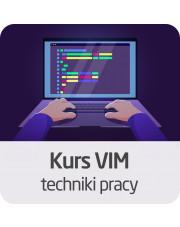 Kurs VIM - techniki pracy