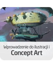 Wprowadzenie do concept art i ilustracji