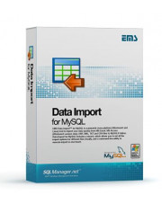 EMS Data Import for MySQL