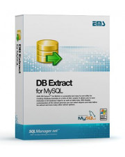 EMS DB Extract for MySQL
