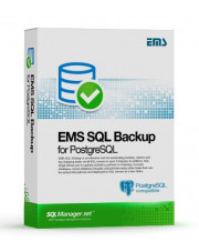 EMS SQL Backup for PostgreSQL