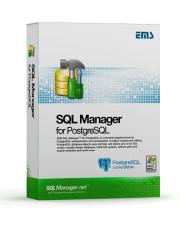 EMS SQL Manager for PostgreSQL