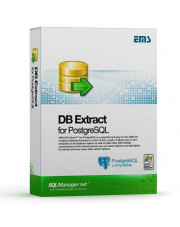EMS DB Extract for PostgreSQL