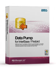 EMS Data Pump for InterBase/Firebird