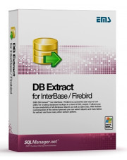 EMS DB Extract for InterBase/Firebird