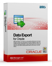 EMS Data Export for Oracle
