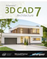 Ashampoo 3D CAD Architecture 7 - aktualizacja z wersji poprzedniej