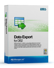 EMS Data Export for DB2