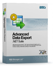 EMS Advanced Data Export .NET
