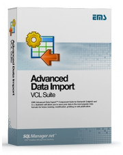 EMS Advanced Data Import VCL