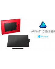 One by Wacom Medium (A5) + Affinity Designer for Mac OS
