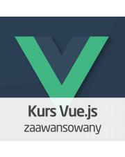 Kurs Vue.js - zaawansowany