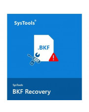 SysTools BKF Recovery 6