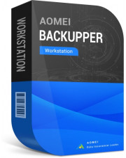 AOMEI Backupper Workstation 6
