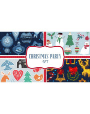 Christmas Party Set