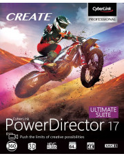 PowerDirector 17 Ultimate Suite