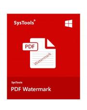 SysTools PDF Watermark Creator