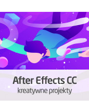 Kurs Adobe After Effects CC - kreatywne projekty