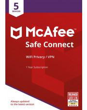 McAfee Safe Connect Premium