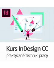 Kurs Adobe InDesign CC - praktyczne techniki pracy