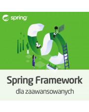 Kurs Spring Framework dla zaawansowanych