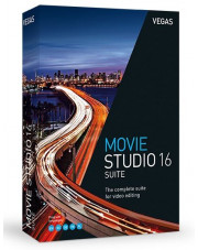 Vegas Movie Studio Suite 16