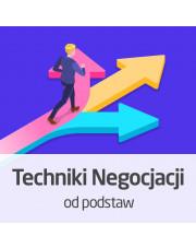 Techniki negocjacji od podstaw