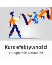 Kurs Efektywność osobista - zarządzanie zadaniami i sobą w czasie