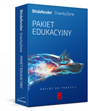 Bitdefender GravityZone Business Security Advanced Plus Pakiet Edukacyjny
