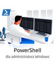 Kurs PowerShell dla administratora Windows