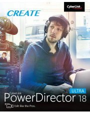 PowerDirector 18