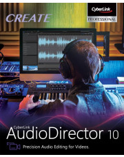AudioDirector 10 Ultra
