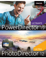 PowerDirector 19 Ultimate & PhotoDirector 12 Ultra