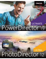 PowerDirector 19 Ultimate & PhotoDirector 12 Ultra