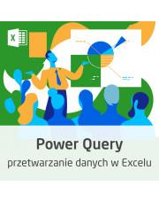 Kurs Power Query - przetwarzanie danych w Excelu