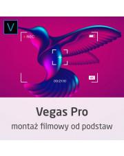 Kurs Vegas Pro - montaż filmów od podstaw