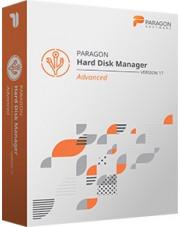 Paragon Hard Disk Manager Advanced 17