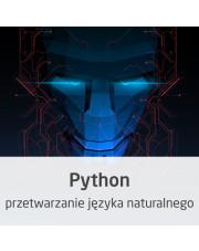 Kurs Przetwarzanie języka naturalnego z Python