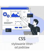 Fundamenty CSS - stylowanie stron od podstaw